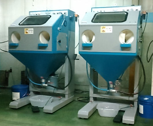プラストロン社のイエプコ装置